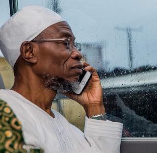 Aregbesola Congratulates Osun Senator-elect, Ademola Adeleke On Phone