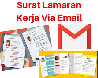 Daftar Kerja Via Email