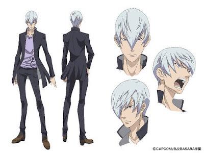 """Revelados tres nuevos personajes para el anime """"Gakuen Basara"""""""