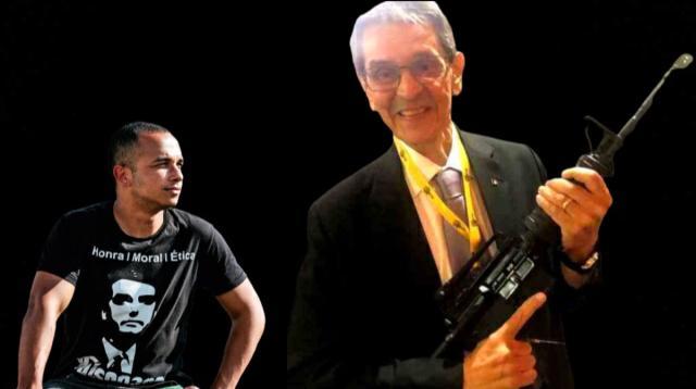 Roberto Jerffeson e deputado bolsonarista são os 1º alvos da PF nas Fake News