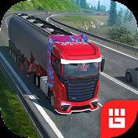 Truck Simulator PRO Europe Mod Apk Terbaru
