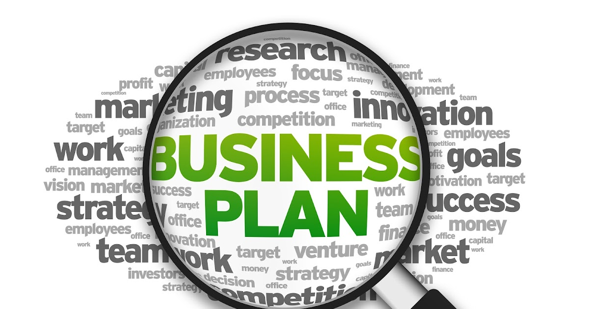 Definition of 'business plan'