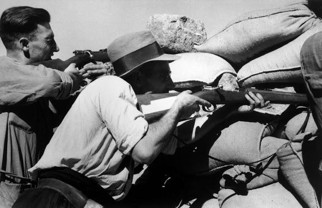 gerda taro toledo guerra civil 1936 alcazar