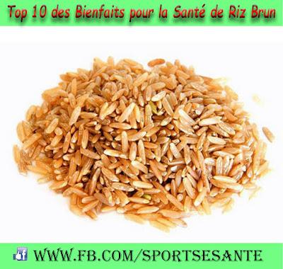 Top 10 des Bienfaits pour la Santé de Riz Brun