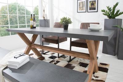stoly Reaction, nábytek do jídelny, moderní nábytek