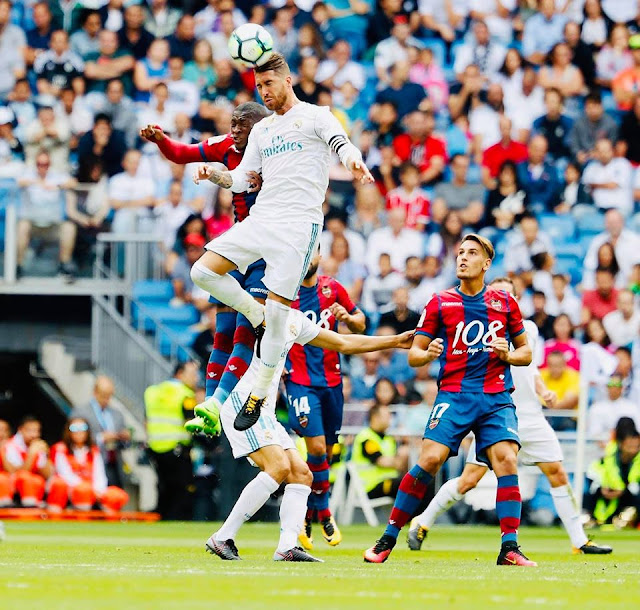 عاجل...ريال مدريد يهدي الصدارة لبرشلونة بعد خسارته مع ليفانتي بهدف مقابل لا شئ قراو التفاصيل✍️👇👇👇