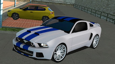 Ford Mustang Need For Speed 1.35.x