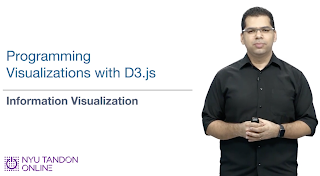 best course to learn D3.js in Coursera