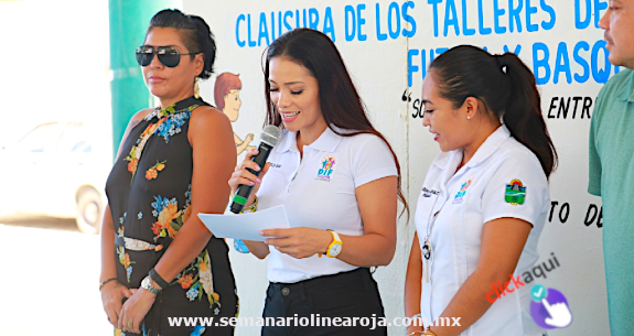 """DIF Municipal clausura """"Talleres Deportivos de Verano 2019"""""""