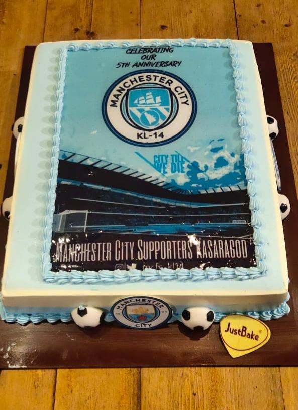 Manchester City Supporters Kasargod Fellowship Celebrates 5th Anniversary.