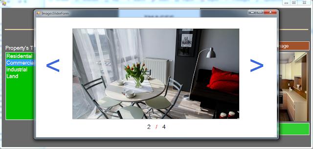 property images slider