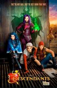 Descendants 2015 Hindi + Eng + Telugu + Tamil + Movie Download 480p