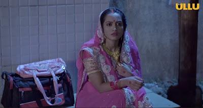 Good Night ullu actress