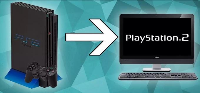 Cómo jugar PlayStation PS2 en tu PC