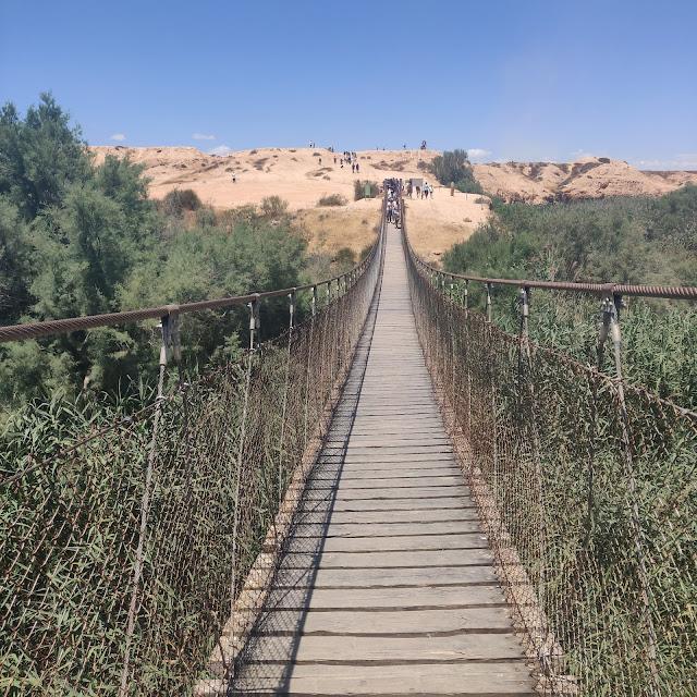 הגשר התלוי בבשור