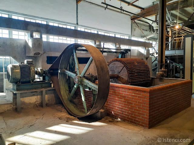 İzmit Seka Kağıt Fabrikası - Su Arkları