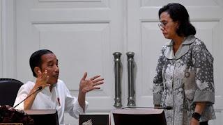 Jokowi Wanti-wanti Sri Mulyani INA Jangan Sampai Seperti 1MDB