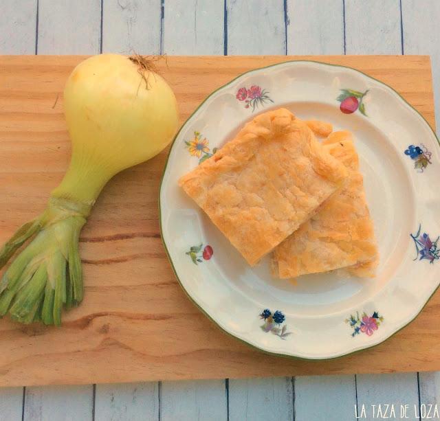 empanada de cebolla