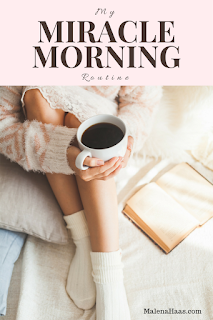 My Miracle Morning Routine