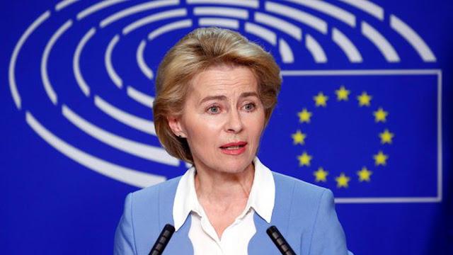 Глава Єврокомісії закликала ЄС ввести нові санкції проти Білорусі