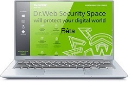 Dr.web security space (logo)