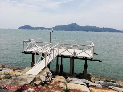 Tempat Mancing Di Rockbund Fishing Chalet