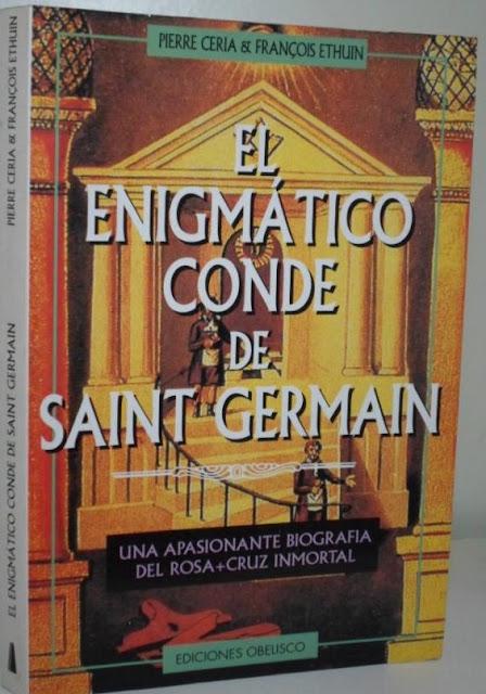 El Enigmático Conde de Saint Germain para Ediciones Obelisco