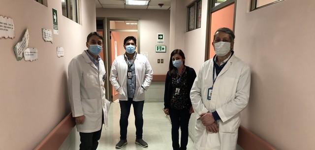 Cuidados Paliativos del Hospital San Juan de Dios.