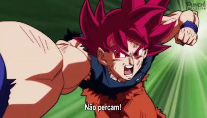 Dragon Ball Super Episódio 121