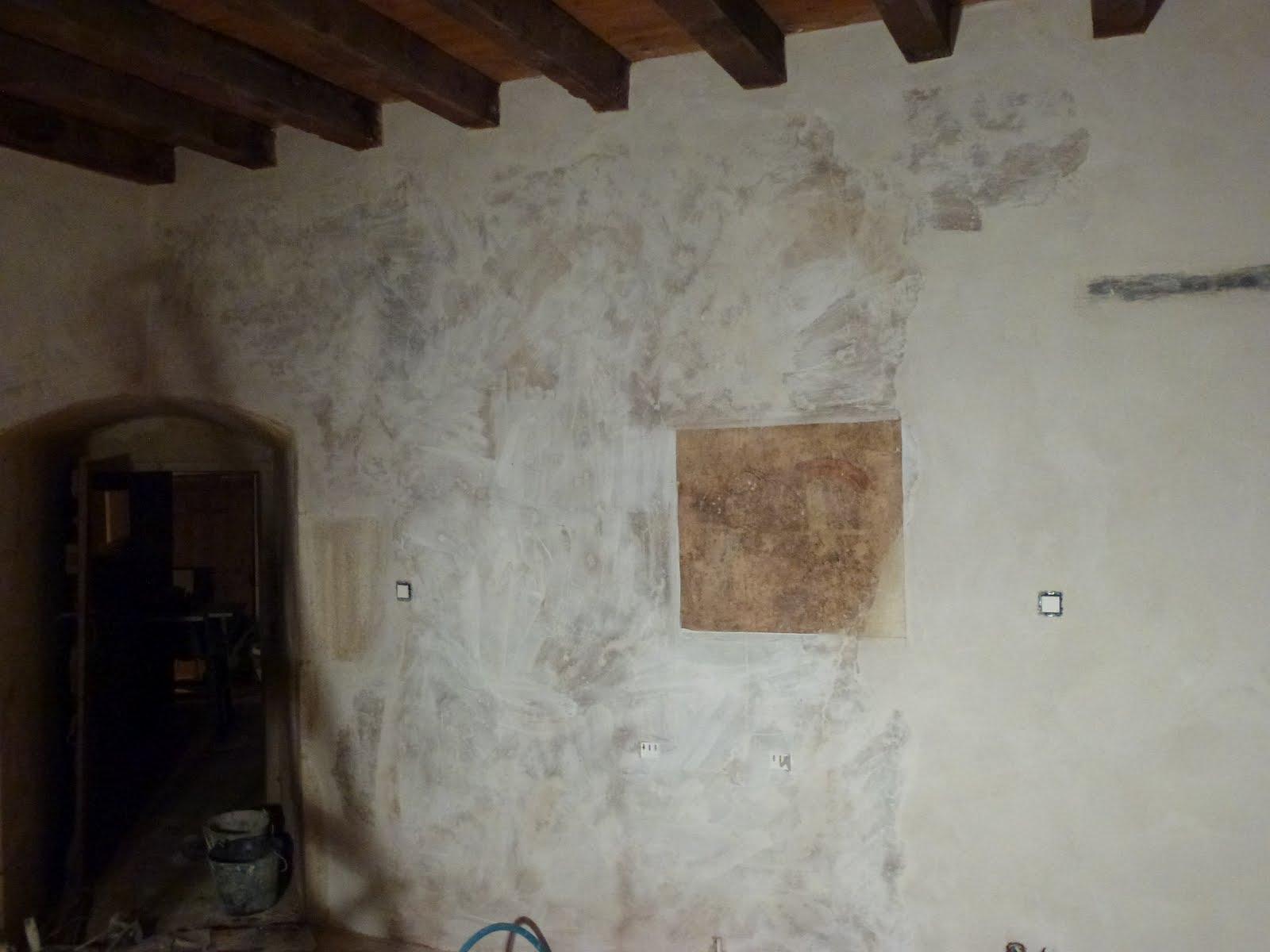 la basse passi re etape 18 badigeonner les murs. Black Bedroom Furniture Sets. Home Design Ideas