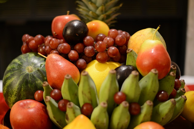 The Plate of Five Fruits in Vietnamese New Year 1