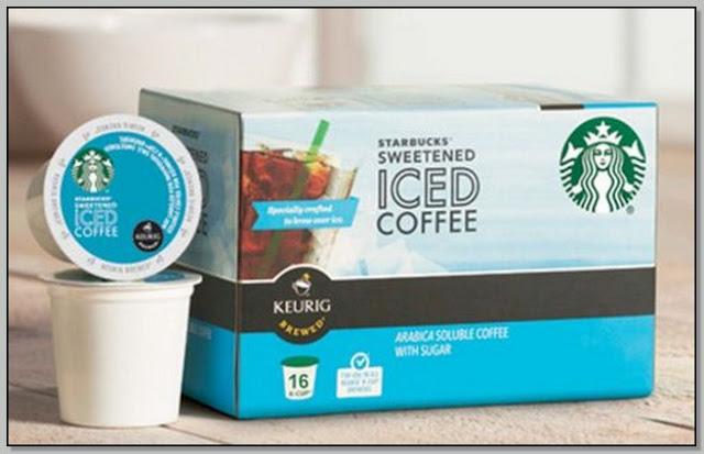 Iced Coffee K Cups Starbucks