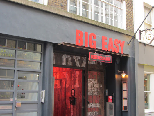 What Laura Loves Today: Monday Munchies - Big Easy