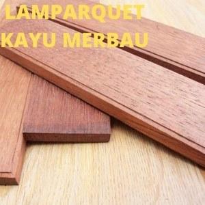 lamparquet kayu merbau