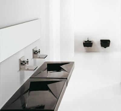 Bedroom Design - Modern Bathroom Design with GSG Ceramic