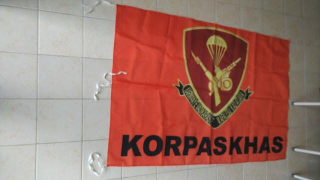 Bendera KORPASKHAS