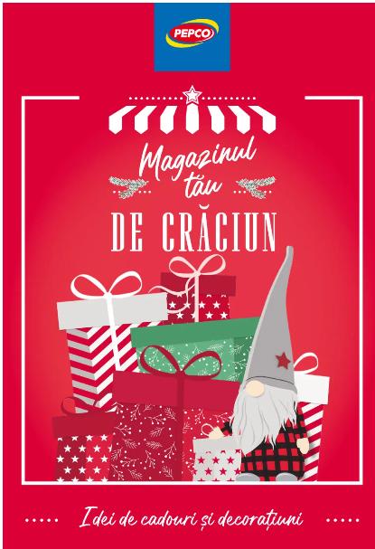 PEPCO Brosura + Promotii si oferte  11.11 - 24.12 2020 → Crăciun