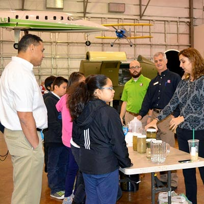 Garver Engages STEM Students for Engineers Week