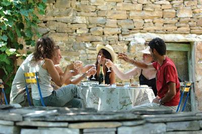 blog vin Beaux-Vins vins comment choisir vin rosé apéro