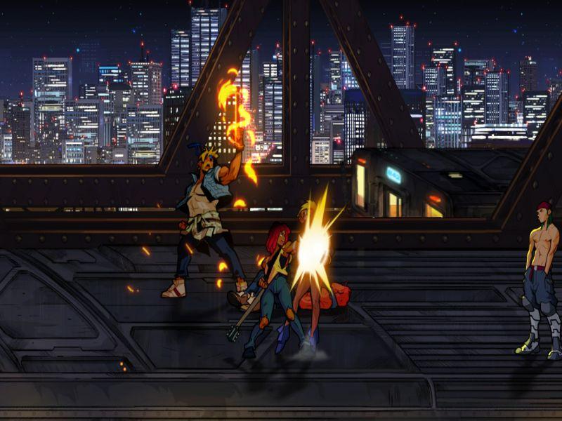 Download Streets of Rage 4 Game Setup Exe