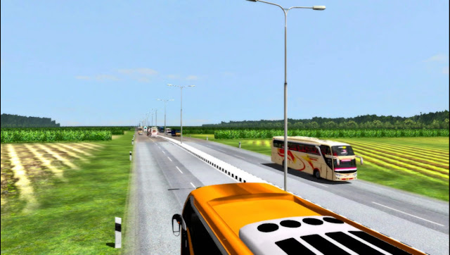 Traffic Bus JB3+ SR2 XHD dan JB2HD by FPS ETS2