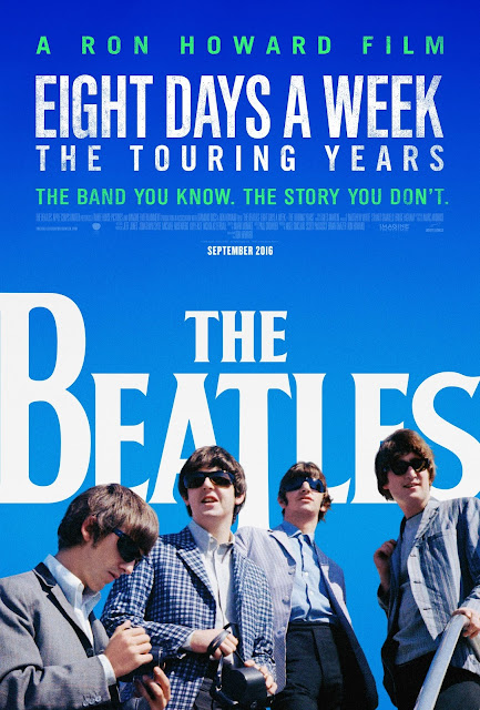 the beatles: eight days a week movie
