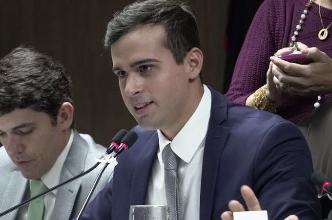 Lucas Ribeiro justifica Progressistas na majoritária e faz desafio comparativo