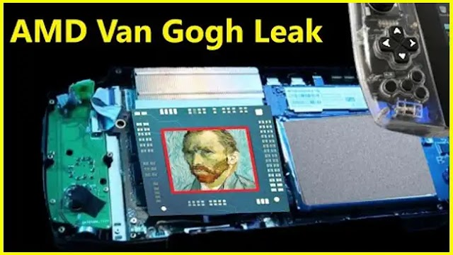 AMD Van Gogh for ultraportables would have Zen 2 and RDNA 2 cores