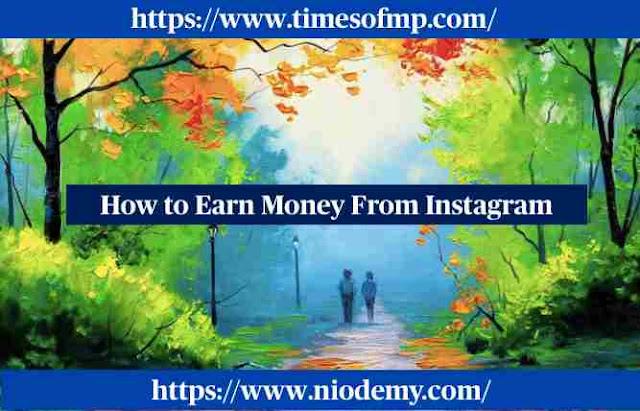 how to Earn money on instagram 2020
