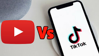 Tiktok Vs YouTube,Why YouTube is Better Platform,