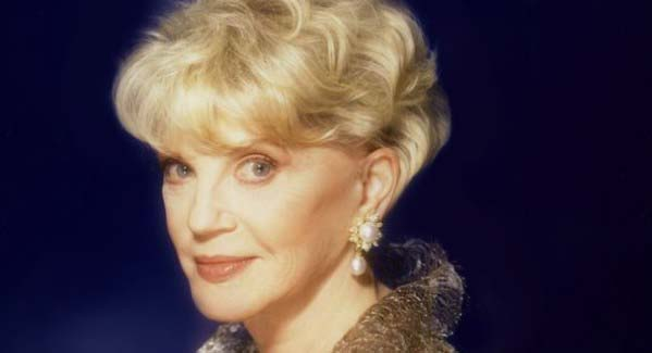 """Judith Krantz te author of the """"sex and sopping"""" book."""