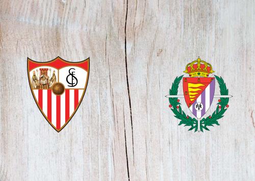 Sevilla vs Real Valladolid -Highlights 19 December 2020