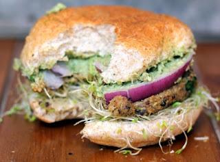 hamburguesas para la psoriasis