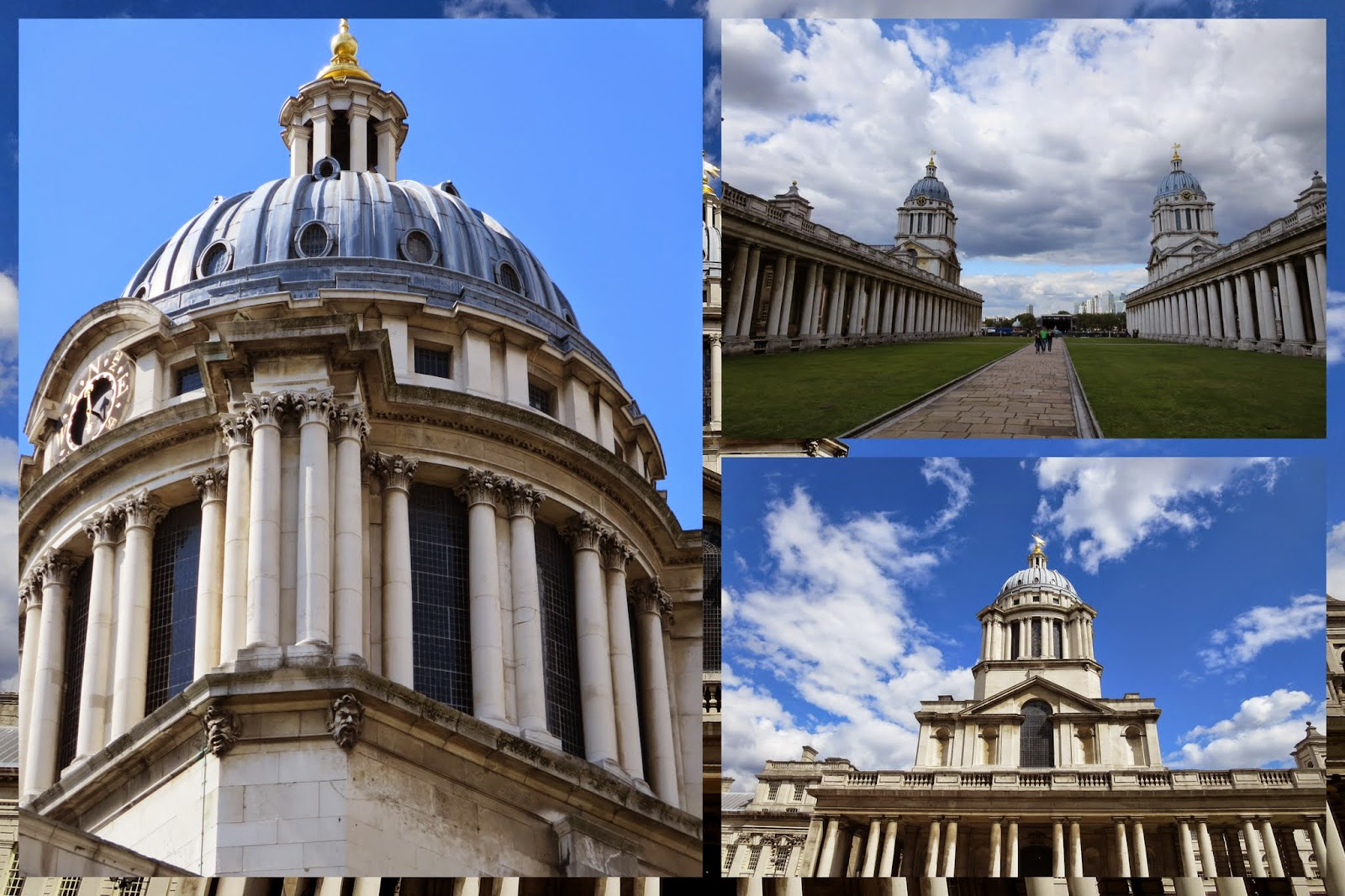 Maritime Greenwich Day Trip in London: Old Royal Naval College